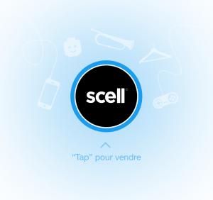 Scell, mettre un objet en vente en 40 secondes.